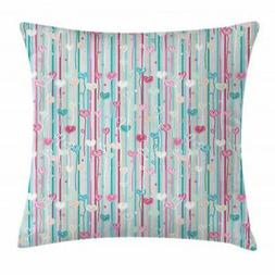 Baby Throw Pillow Cases Cushion Covers by Ambesonne Home Acc