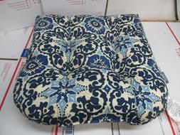 PILLOW PERFECT CHAIR CUSHIONS PAD FOR WICKER CHAIR BRAND NEW