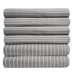 Sweet Home Collection Quality Deep Pocket Bed Sheet Set 2 Ex