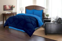 Elegant Comfort Down Alternative Reversible TwinXL Comforter
