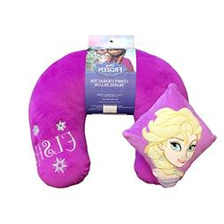 Disney Frozen Elsa Neck Pillow