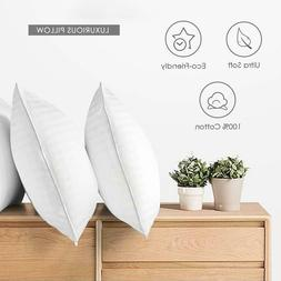 COZYDREAM Hotel Quality Pillows for Sleeping[Set of Two,Quee