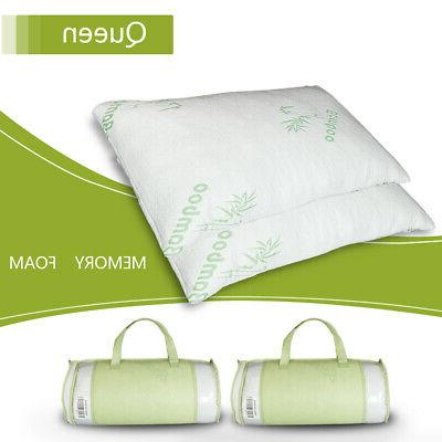 Luxury Memory Foam with Cover Size