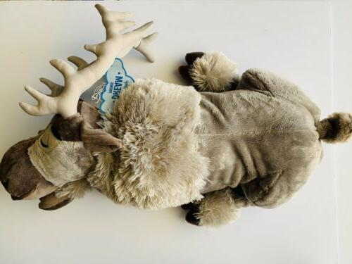 parks dream friends pillow sleeping sven from