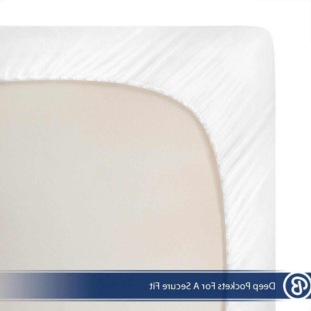 Bare Home Pillow-Top Inch Down