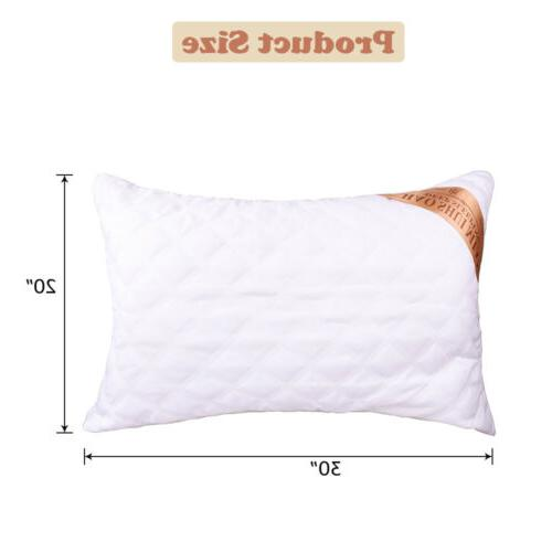 Luxury Bed Hotel Fill Washable