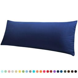 Ultra Soft Body Pillow Case Microfiber Pillowcases Body Pill