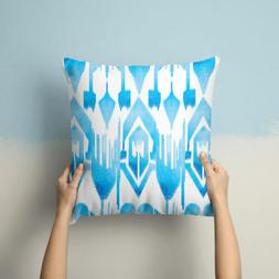 """Outdoor Indoor Decorative Pillow Case Cushion Covers, 18"""" x"""