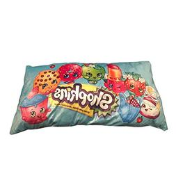 """Shopkins Party Body Pillow - Soft Cozy Polyester Pillow 18"""""""