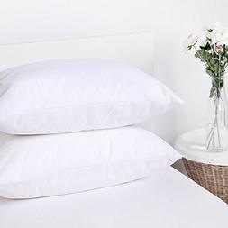 Dreamaker 2X Polypropylene Stain Resistant Pillow Protector
