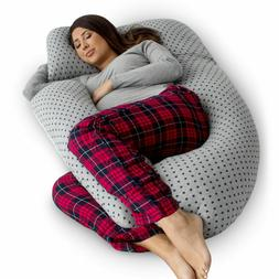 Pregnancy Pillow Maternity Belly Contoured Body Pregnant U S