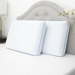 Sweet Home Collection Reversible Cool Gel Memory Foam Bed Pi