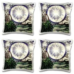 """3dRose Save The Midnight Magic-Pillow Case, 16 by 16"""""""