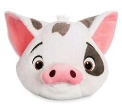 """Disney Store PUA Pig From MOANA Plush Pillow 19"""" NEW With Ta"""